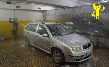 Lavagem Manual Auto