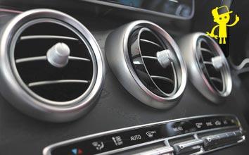 ar condicionado automóvel